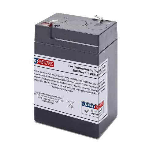 Battery by UPSBatteryCenter Compatible with 12 Volt Kid Trax 12V Disney Mickey Mouse Coupe KT1226TR