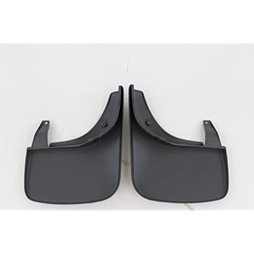 Amooca Splash Guard Mud Flaps Mudflaps for Toyota Tacoma 2005-2015 with OE Fender Flares Front and Rear 4-PC Set