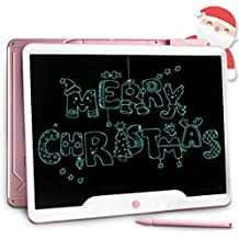 Office 12 Inch Electronic Writing and Drawing Board Blue ZenHome LCD Writing Tablet School Erasable Reusable Doodle Pad Tablet for Kids and Adults at Home