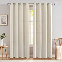 2 NOA Purple Armenian Thermal Sunlight Blocker Blackout Window Curtain Panels