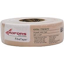 Extra-Wide Repair Fabric White FibaTape 36 inch x 75 feet Super CrackStop