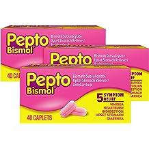 Pepto-Bismol Caplets Original 40 Caplets